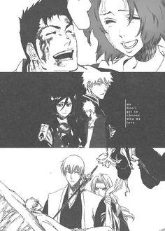 """We don't get choose who we love."""