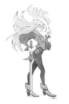 Cartoon Drawing Tips - Drawing On Demand Character Concept, Character Art, Concept Art, Cartoon Drawings, Art Drawings, Drawing Faces, Character Illustration, Illustration Art, Art Illustrations