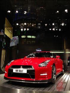 Nissan GTR of Bolt special