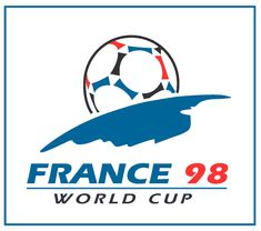 The 1998 FIFA World Cup was the FIFA World Cup, the world championship for men's national association football teams. It was held in France from 10 June to 12 July 1998 1998 World Cup, World Cup 2018, Wm Logo, Fifa World Cup France, World Cup Logo, Football Mondial, France 98, Word Cup, Image Foot