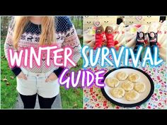 Winter Survival Guide: Outfit, Food and Essentials! | Beth Beswick - http://prepping.fivedollararmy.com/uncategorized/winter-survival-guide-outfit-food-and-essentials-beth-beswick/