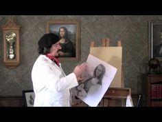 Free Art Lesson, Secret Techniques of Leonardo da Vinci