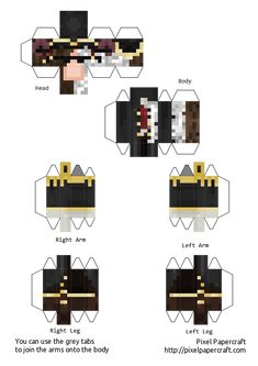 Minecraft Box, Papercraft Minecraft Skin, Minecraft Templates, Minecraft Tutorial, Minecraft Blueprints, Minecraft Skins, Diy Minecraft Decorations, Minecraft Crafts, Mc Skins
