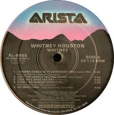Whitney Houston - Whitney USA 1987 Lp mint--