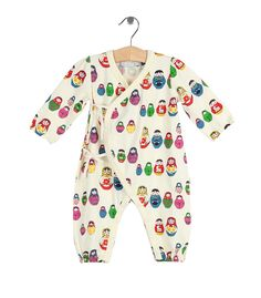 Russian Doll Onesie - Their Nibs Baby - up to 70% off