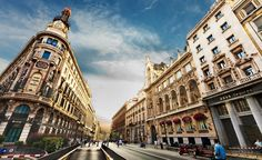Spain streets. - Search through these streets & find my great grandfathers family.