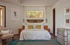 "Rooms - The word ""molori"" means ""to dream"" in seTswana and truly captures the essence of the Molori Safari, arguably South Africa's most luxurious game lodge. This five-suite Africa Safari Lodge, Game Lodge, Hotel Reviews, Lodges, Contemporary Design, South Africa, Luxury, Bed, Room"