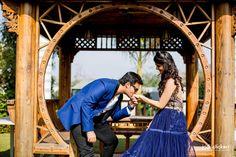 Romantic pre-wedding photo shoot poses.| weddingz.in | India's Largest Wedding Company |