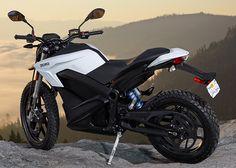 Zero DS Elektrische motorfiets    ZERO MOTORCYCLES