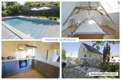 A rare, high quality, 1 bedroom property with private pool in the #Dordogne only 15 min from #Bergerac. www.purefrance.com