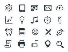 Icons Solid: 100 Vector Icons RECOMMENDED, HAY TỐT!