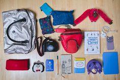 What's in my bag (London)  Kipling