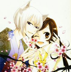 Kamisama kiss | One of my favorites. The manga is amazing.