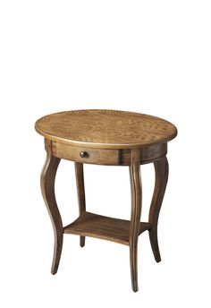 Masterpiece Vibrant Hand-rubbed Finish Side Table