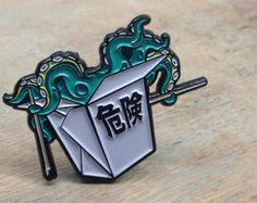 UFO Hard Enamel Nickel Pin Badge Pin Badges