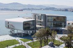 Centro Botín   Architect Magazine   Renzo Piano Building Workshop, Santander, Spain, Exhibit, Cultural, New Construction, Exhibitions