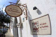"""A Casa Tu Martinu ha scelto di condividere la """"mission emozionale"""" di salentomonamour.com http://www.salentomonamour.com/mangiare/item/106-a-casa-tu-martinu.html"""