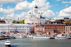 Чем развлечь детей в Хельсинки на выходных #Finland #Helsinki