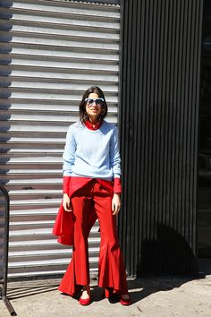 How to Style Ballet Flats, Vol. 2 - Man Repeller