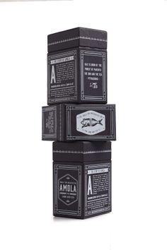 Amola Salt Line Rebranding & Packaging Design by arithmetic creative - Vancouver