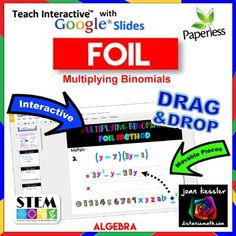 Multiplying Binomials has never been this much fun! No Prep and ...
