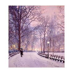 New York's First Snow ❤ liked on Polyvore featuring backgrounds, pictures, winter, photos, pics, filler and wallpaper
