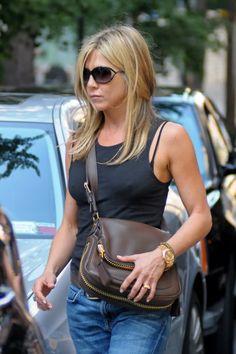 #Jennifer Aniston, sporting her #Rolex
