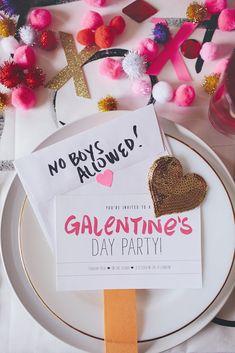 Galentine's Day Party Ideas | POPSUGAR Love & Sex