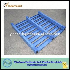 promotional durable steel pallets for sale of any size for storing