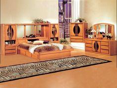 Blackhawk Monterey Pier Wall Bedroom Set