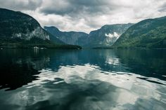 Hallstatt lake