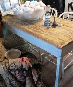 Get your harvest and trestle tables here at Sisters Garden!