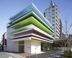 Sugamo Shinkin Bank / Emmanuelle Moureaux Architecture + Design