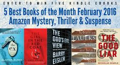 Mystery Readers Giveaway