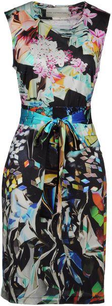 MARY KATRANZOU 34 Length Dress - Lyst