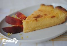 Citromkrémtorta | Nosalty Cakes And More, Cornbread, Pineapple, Cheesecake, Lime, Food And Drink, Cookies, Fruit, Ethnic Recipes