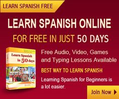 Learn Spanish Free Online