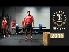 CrossFit Team Series 2016: Event 2 Demo - YouTube