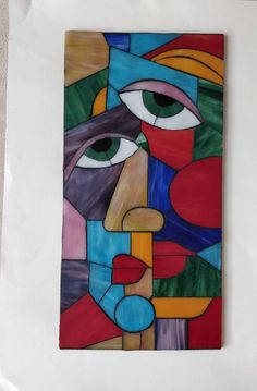 Picasso-Mosaik – Hobbies paining body for kids and adult Kunst Picasso, Art Picasso, Picasso Portraits, Picasso Paintings, Pablo Picasso, Tableau Pop Art, Cubism Art, Arte Pop, Mosaic Art