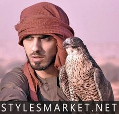 Arabic Men Fashion-Style