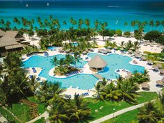 Our resort at Bayahibe, D.R.