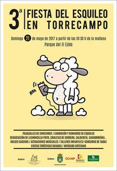 Tercera edición de la 'Fiesta del esquileo' en Torrecampo