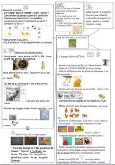 Projet poule rousse Red Hen, Ms Gs, School, Albums, 2013, Recherche Google, Ps, Hens, Nursery School