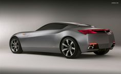 Acura Advanced Sports Car concept HD Wallpaper