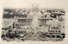 trocadero exposition universelle 1900