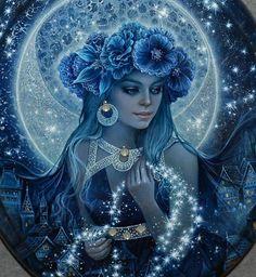 Lepa Mara Slavic Goddess of Spring