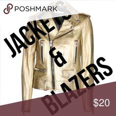 Jackets, Blazers & Vest ⬇️⬇️⬇️ Check back often! I list throughout the week! Ralph Lauren Jackets & Coats Blazers
