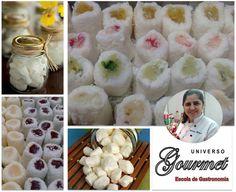 Curso de Balas de Coco Gourmet Recheadascom Silvania Gutierrez | Dia 20 de outubro - 14hs | Informações: www. ugeg.com.br