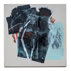 A selection of abstract paintings by San Francisco-based artist Heather Day, who is originally from Hawaii.