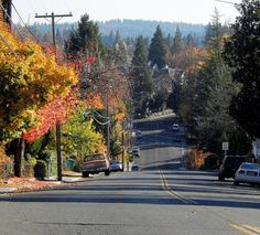 Fall in Grass Valley, CA